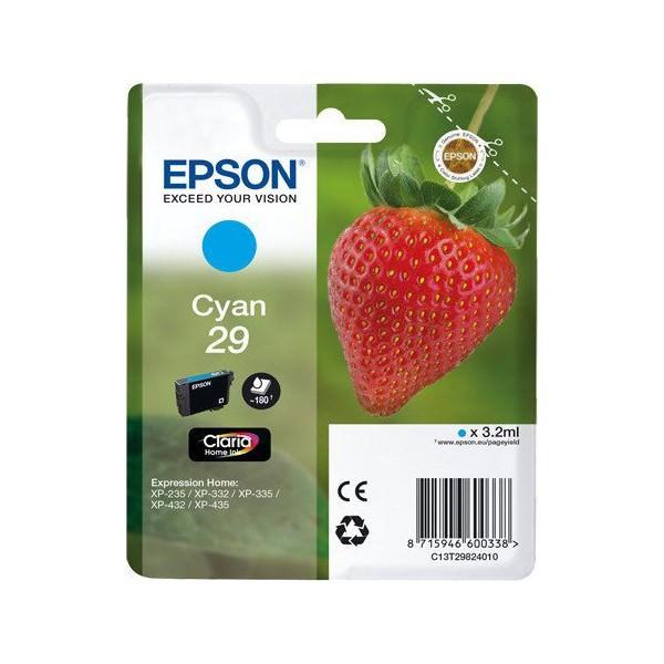epson-29-cartucho-de-tinta-original-cian, 8.78 EUR @ opirata