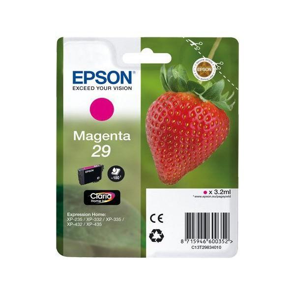 Epson 29 Cartucho de Tinta Original Magenta