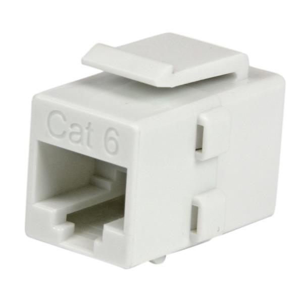 Acoplador Keystone de Cable Red Ethernet Cat6 RJ45 Hembra