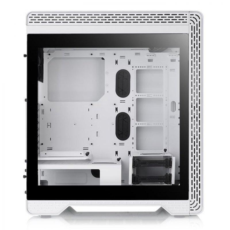 Caja ATX Thermaltake S500 TG Blanco