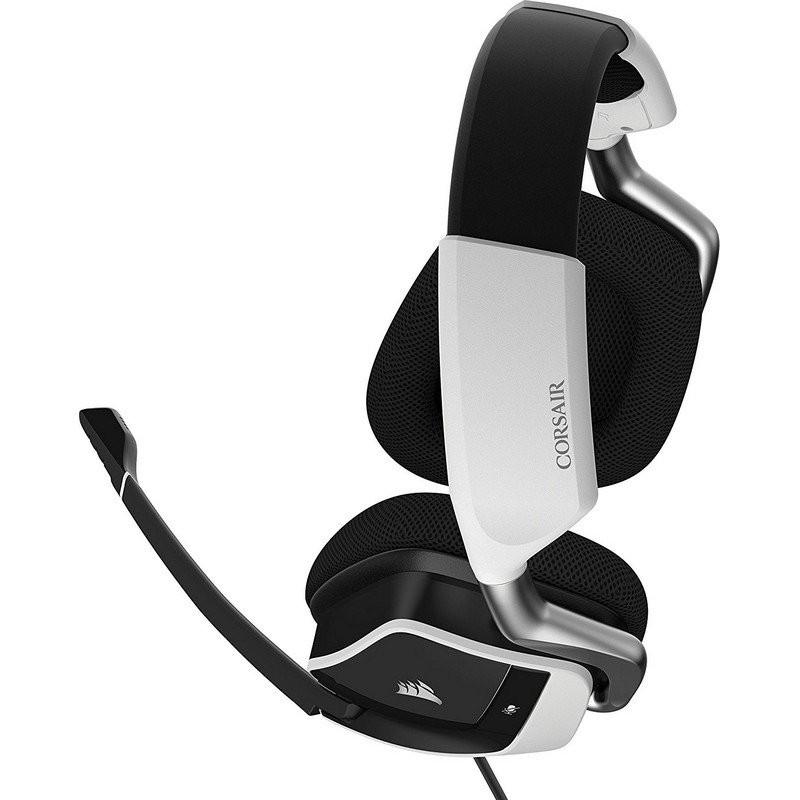 Auriculares Corsair VOID PRO RGB 7.1 Blanco
