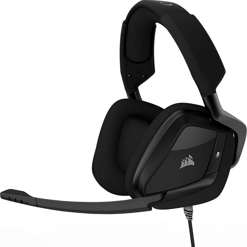 Auriculares Corsair VOID PRO Surround 7.1 Carbón