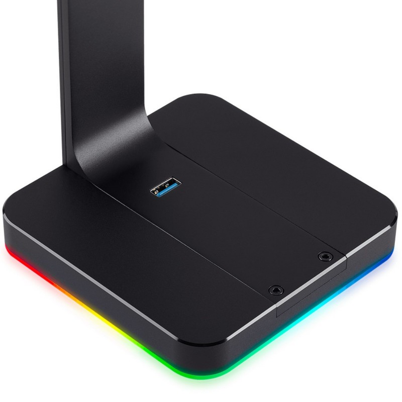 Soporte Auriculares Corsair ST100 RGB Premium Headset Stand 7.1