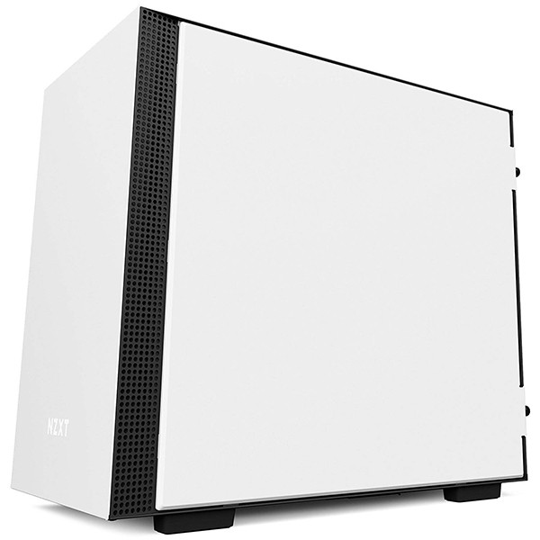 Caja PC Mini ITX NZXT H200i Blanco Mate