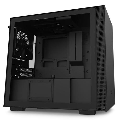 Caja PC Mini ITX NZXT H210i Negro Mate
