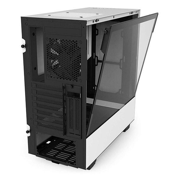 Caja PC ATX NZXT H500i Blanco Mate