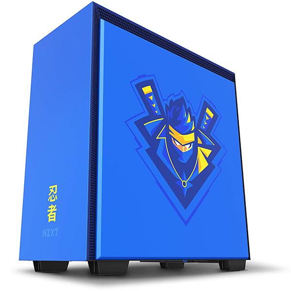 Caja PC ATX NZXT H700i RGB Ninja