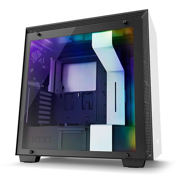 Caja PC ATX NZXT H700i Smart Blanco Mate
