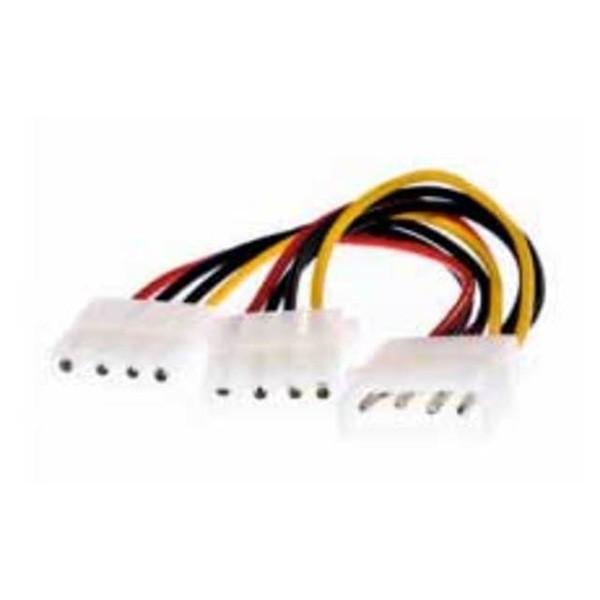 Nano Cable - Cable Alimentacion Molex 2 Conectores 20cm