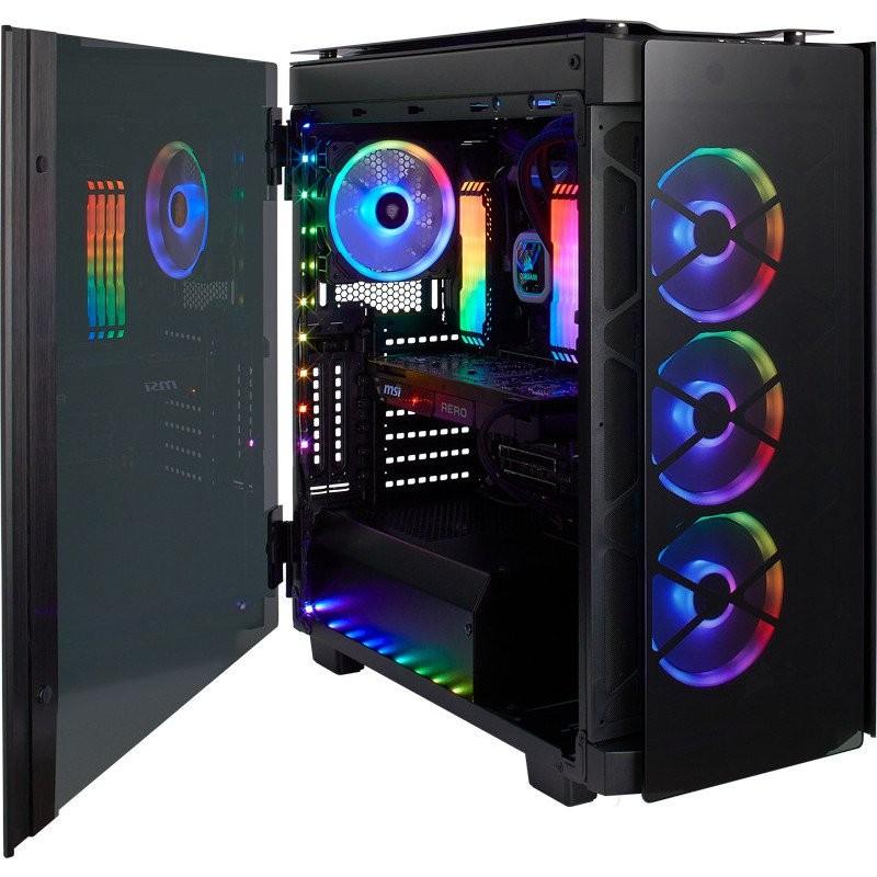 Caja PC ATX Corsair Obsidian 500D Premium RGB SE Con Cristal Templado