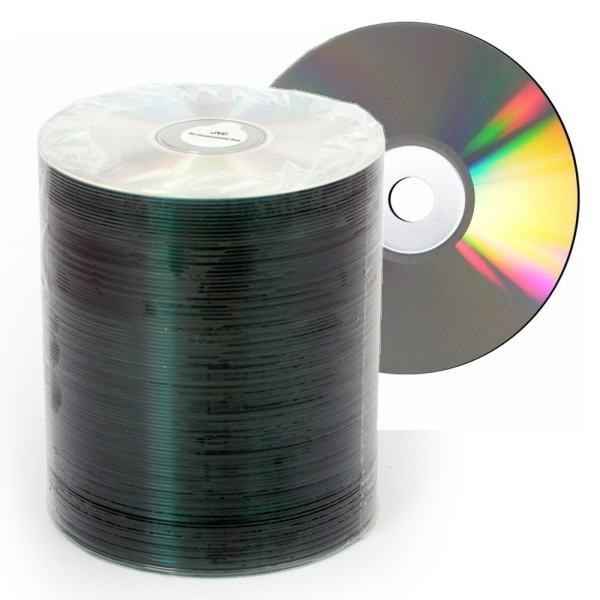 CD-R Audio JVC-Taiyo Yuden Pro Silver 32x 80 Min Bobina 100 uds