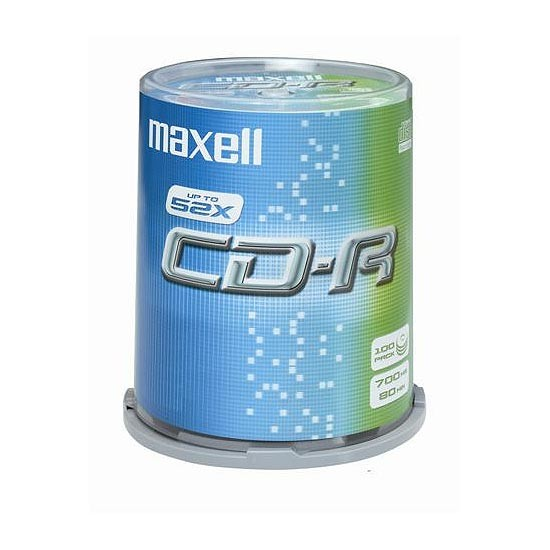 cd-r-52x-700mb-maxell-cake-100-pcs
