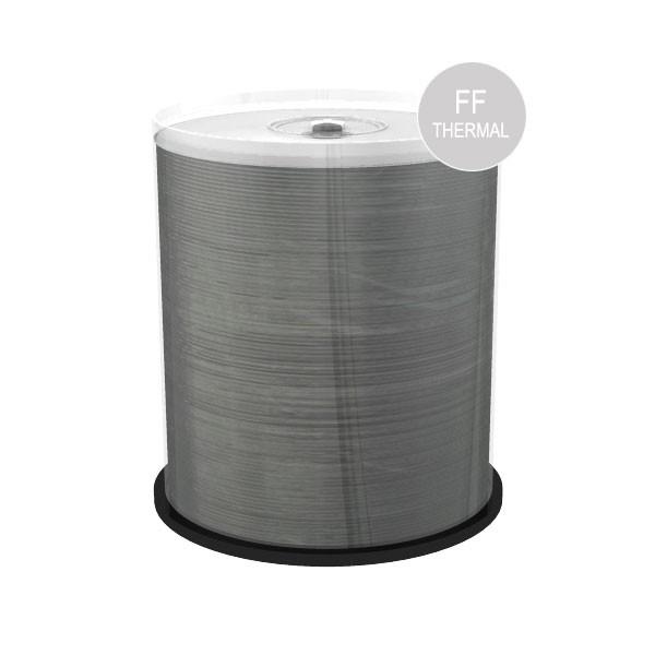 CD-R Mediarange 52x Professional Line FF Thermal Silver 100 uds