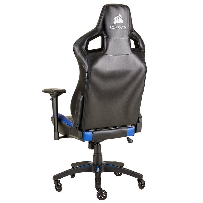 Silla Gaming Corsair T1 RACE Negra/Azul