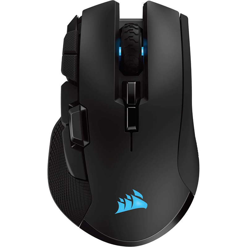 Ratón Inalámbrico Corsair Ironclaw Wireless RGB 18000 DPI