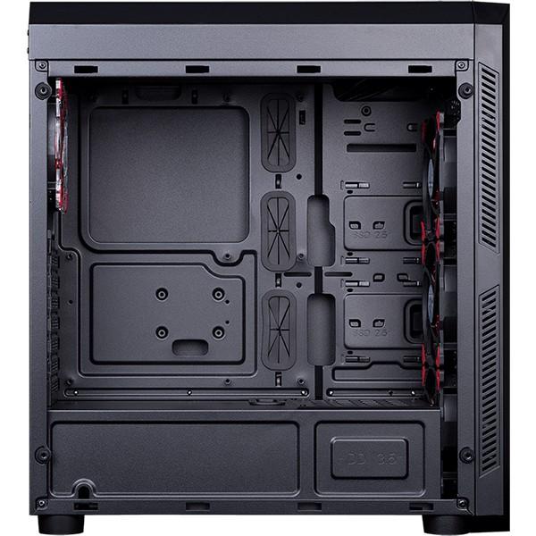 Caja PC ATX Hiditec NG-RX Cristal Templado 3.0