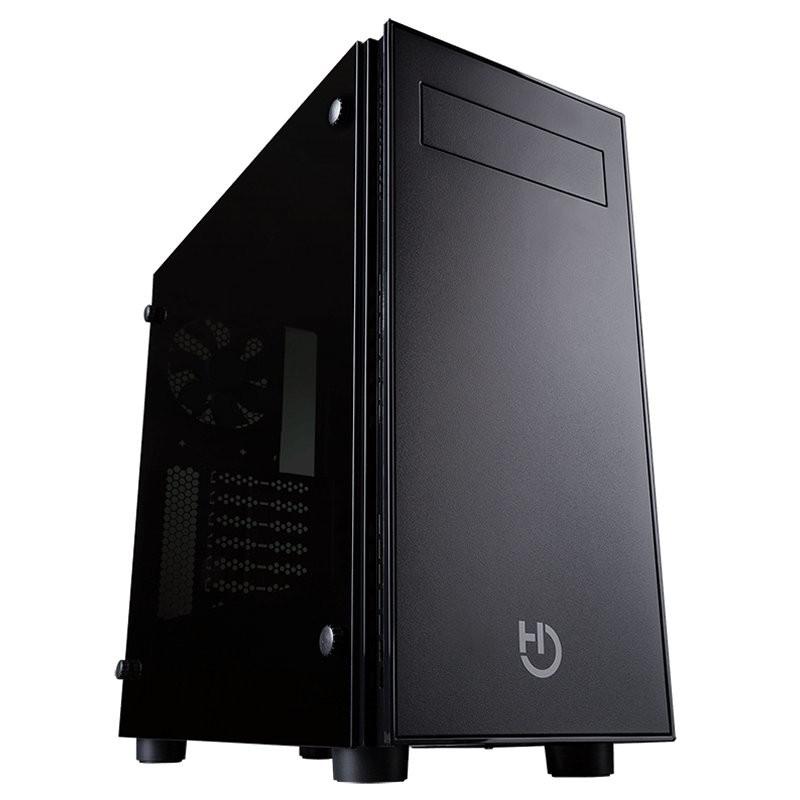 Caja PC ATX Hiditec NG-VX Cristal Templado