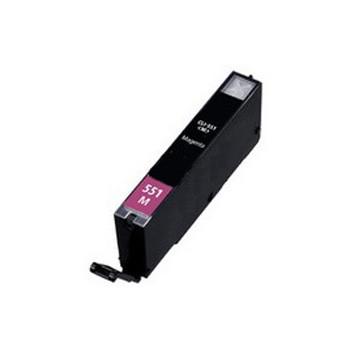 CLI-551M XL Cartucho de Tinta Compatible (Magenta)