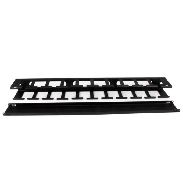 panel-canaleta-horizontal-1u-con-cubierta-rack