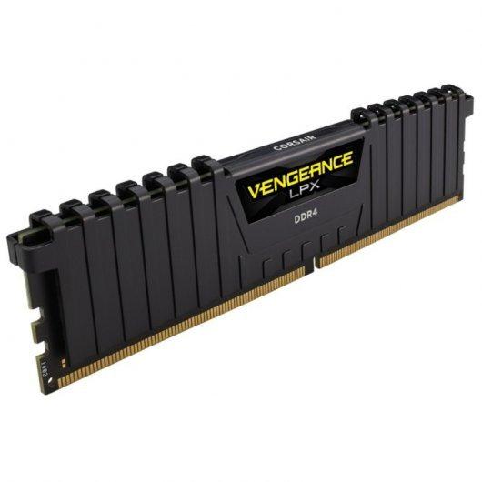 Memorias RAM Corsair Vengeance LPX Schwarz DDR4 16GB (2x8GB) 3600MHz CL18