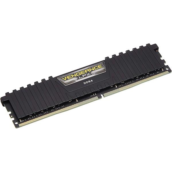 Memoria Corsair Vengeance LPX 8GB DDR4 3000MHz C16 Negro