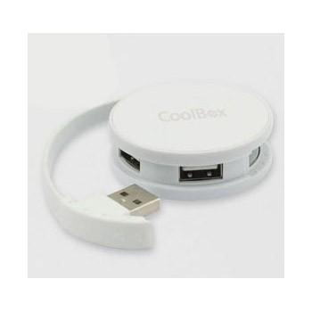hub-4-puertos-usb-2-0-coolbox-smart-blanco