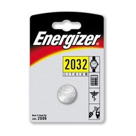 CR2032 3V Pila de Boton de Litio Energizer 1 uds