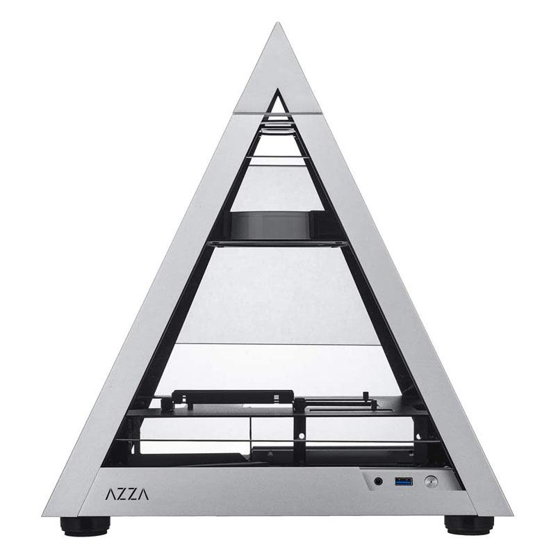 Caja Mini-ITX AZZA Pyramid Mini 806