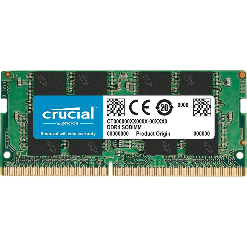Crucial SO-DIMM 8GB DDR4 2400 MT/S 1.2V 8GB DDR4 2400MHz módulo de memoria