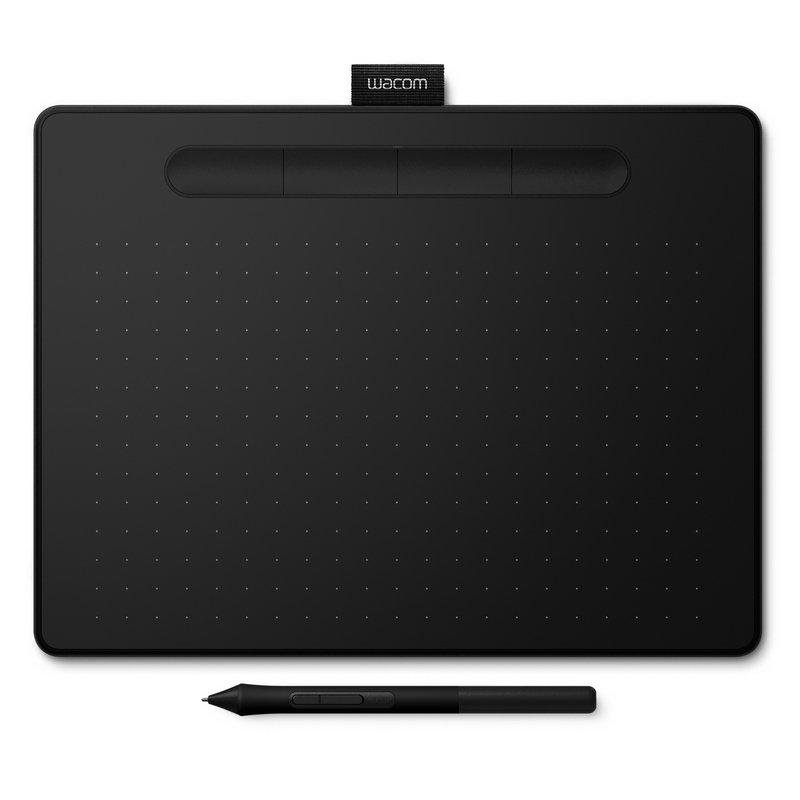 Tableta Digitalizadora Wacom Intuos M Bluetooth