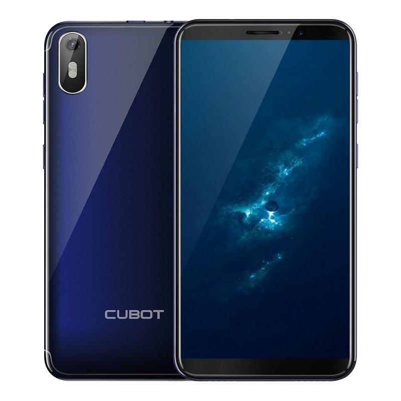 Cubot J5 2GB 16GB Azul
