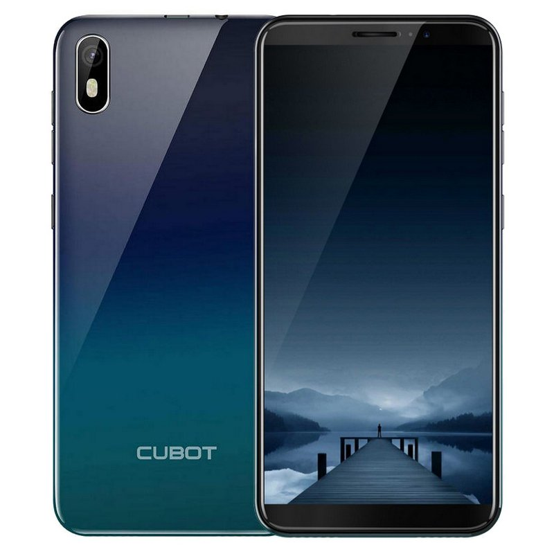 Cubot J5 2GB 16GB Gradient