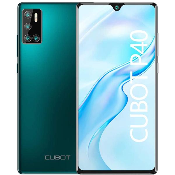 CUBOT P40 4GB 128GB Verde