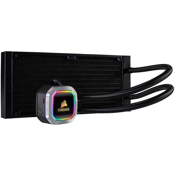 Refrigeración Líquida Corsair Hydro Series H100i RGB PLATINUM 240mm