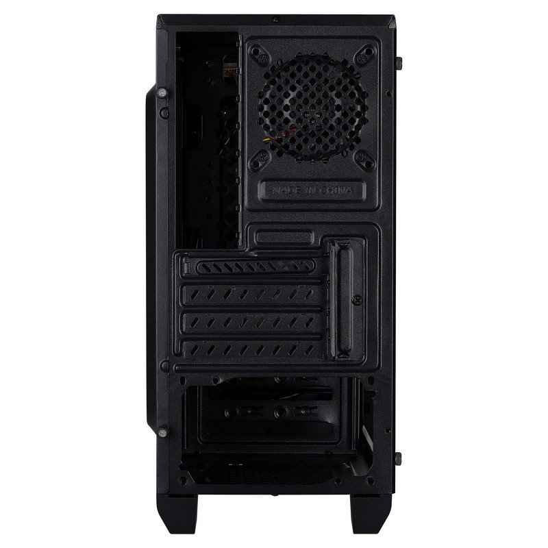 Caja PC Mini ATX Aerocool Cylon Mini RGB Con Ventana Negro