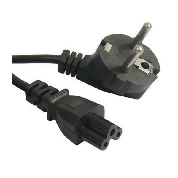 Cable Alimentacion Trebol a Schuko 1.8mts