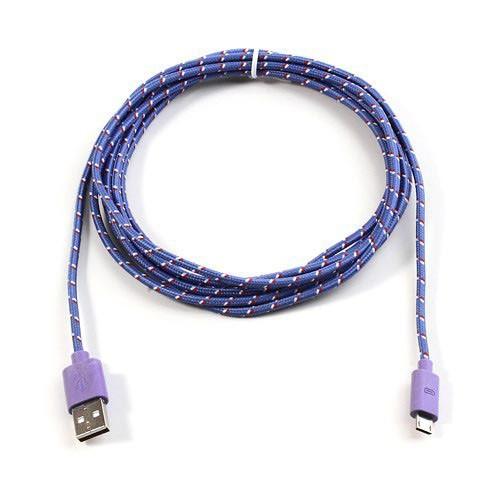 cable-cargador-usb-a-microusb-de-nylom-purpura-3mtrs