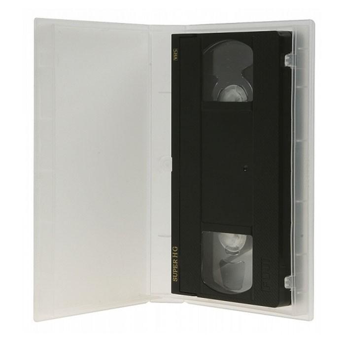 Caja Transparente Translucido VHS A-300