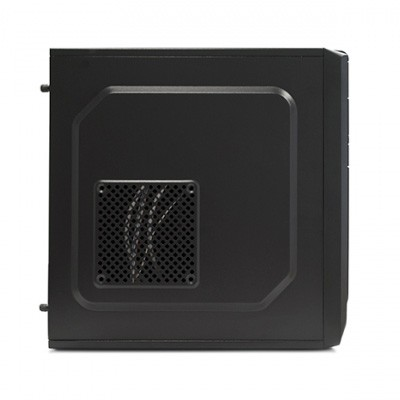 Caja PC MicroATX 3GO Nain 500W Negro