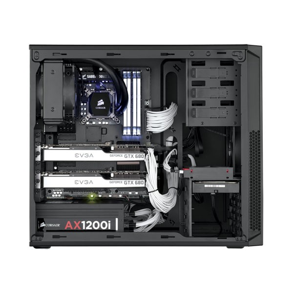 Caja PC Semitorre Corsair Carbide Series 200R