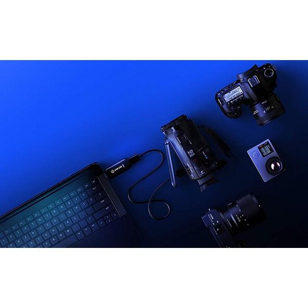 Capturadora Externa Elgato Cam Link 4K