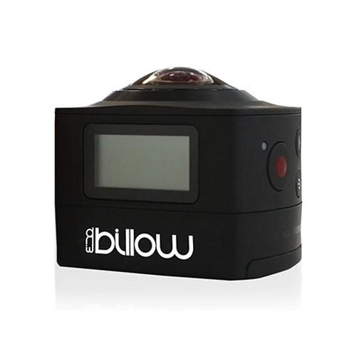 Cámara Deportiva 360º Billow XS360PRO Negro