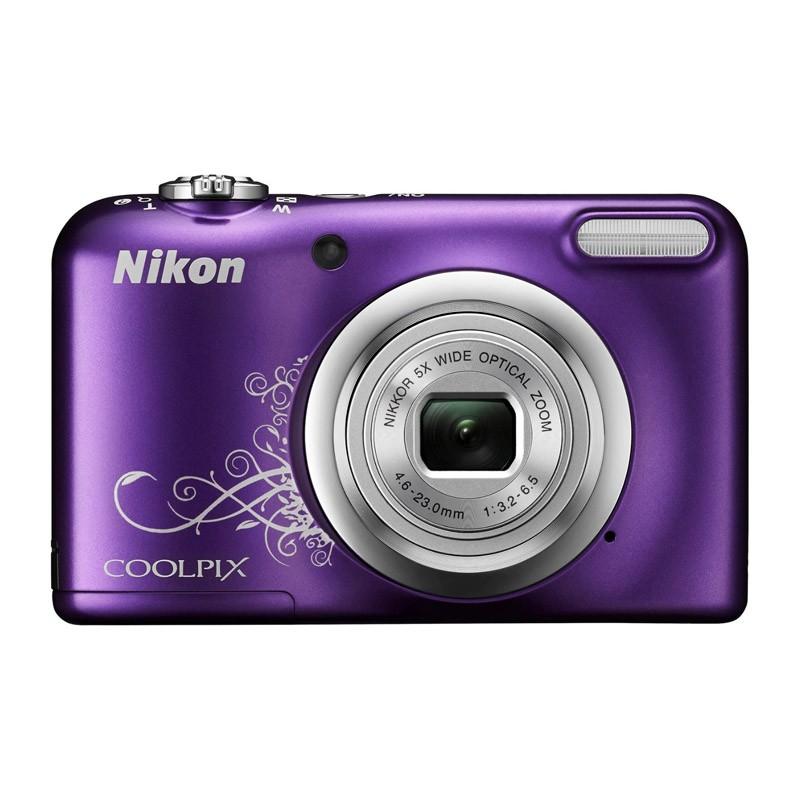 Cámara Digital Nikon Coolpix A10 Morado