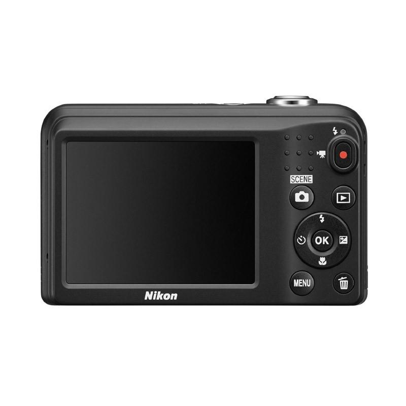 Cámara Digital Nikon Coolpix A10 Negro