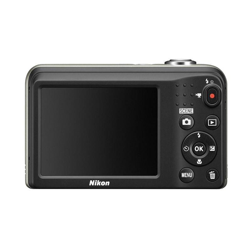 Cámara Digital Nikon Coolpix A10 Plata