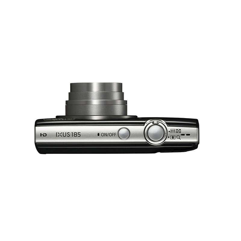 Cámara Digital Canon Ixus 185 Negro 20Mpx