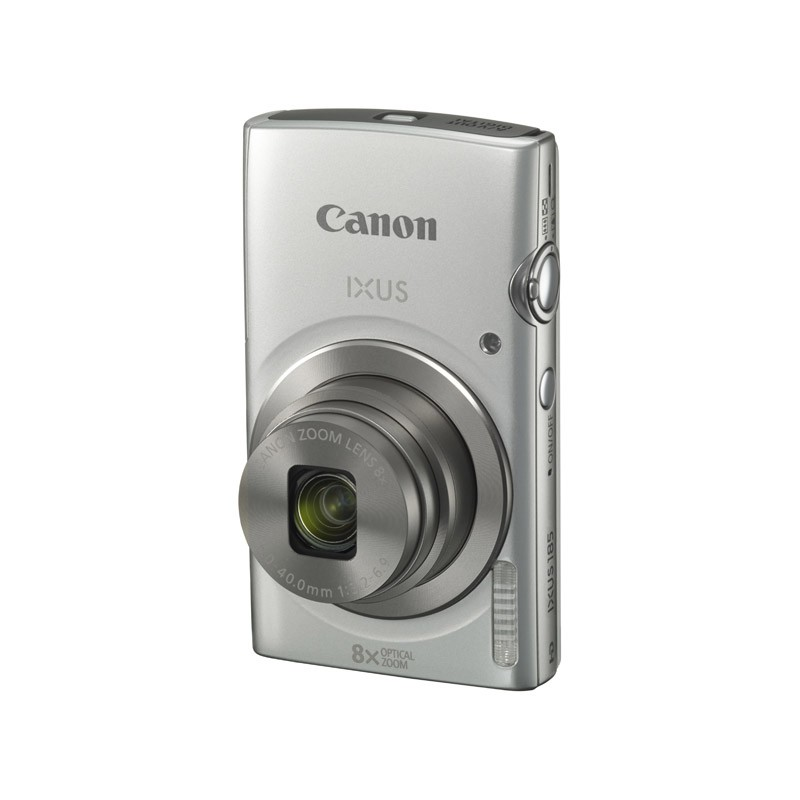 Cámara Digital Canon Ixus 185 Plata 20Mpx