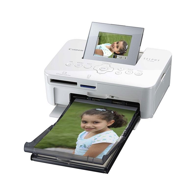 Impresora Canon SELPHY CP1000 Blanca