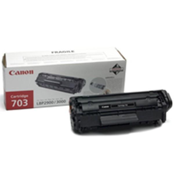 Canon 703 Cartucho de toner original Negro