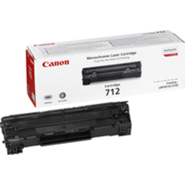 Canon 712 Cartucho de toner original Negro